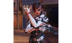 Sombra Overwatch Skin Griffe Représailles