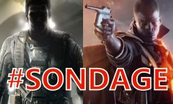 Sondage de la semaine Battlefield 1 Call of Duty Infinite Warfare (1)