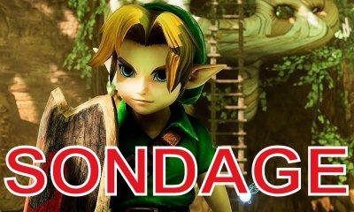 SONDAGE DE LA SEMAINE : aimeriez-vous un remake de Zelda: Ocarina of Time  sur Switch ?