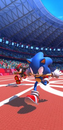 Sonic at the Olympic Games screenshot 2
