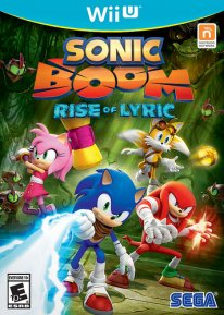 Sonic Boom jaquette US 2