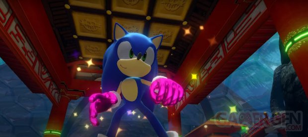 Sonic Colours Ultimate head