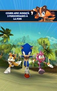 Sonic Dash 2 Sonic Boom screenshot 1