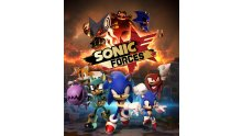 Sonic Force Artwork
