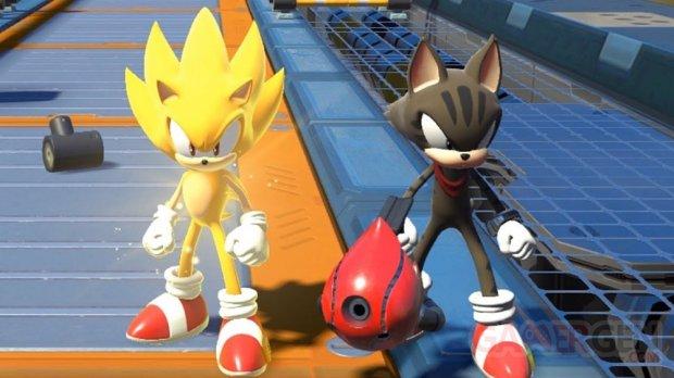 Sonic Forces Super DLC