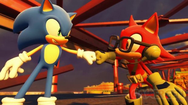 Sonic Forces TGS 2017