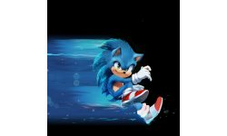 Sonic le film artwork
