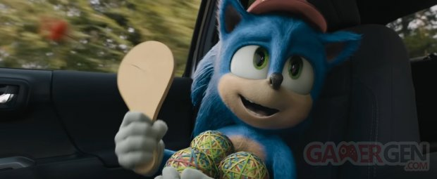 Sonic le film hedgehog movie head 1