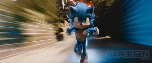 Sonic le film hedgehog movie head 4
