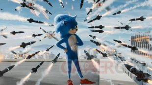 Sonic le film image