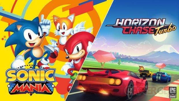 Sonic Mania Horizon Chase Turbo EGS