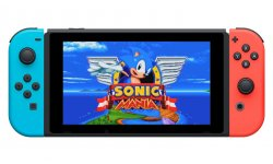 Sonic Mania Switch image