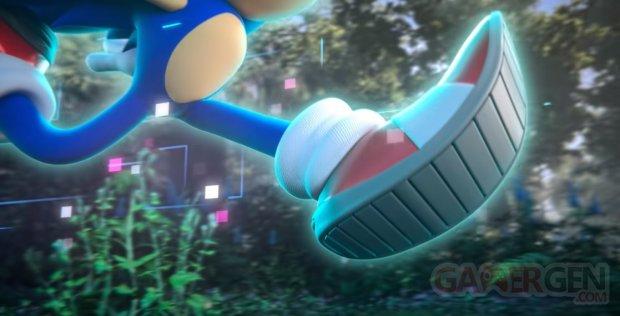 Sonic Rangers head