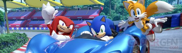 Sonic Team Racing test impressions verdict note plus moins 1