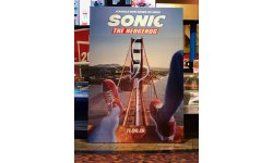 Sonic the Hedgehog le film movie image
