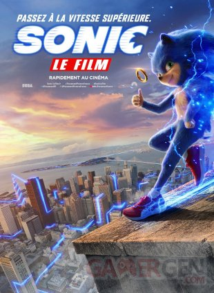 Sonic the Hedgehog poster fr 30 04 2019
