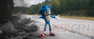 Sonic the Hedgehog the movie le film 2