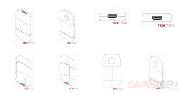 Sony Cartouche Techtastic