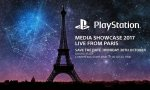 sony conference playstation annoncee paris games week 2017 date et heure