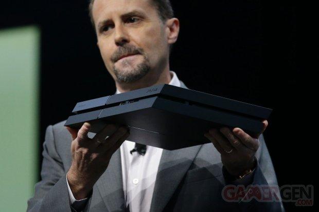 Sony Playstation 4 andrew house