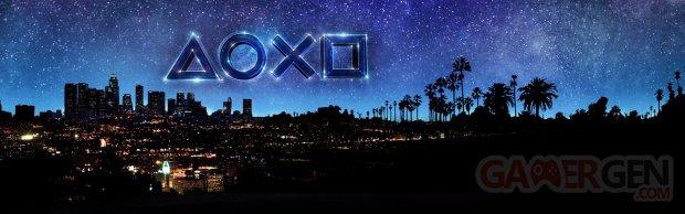Sony PlayStation E3 2018 bannière 11 05 2018