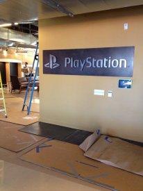 Sony Santa Monica Studio nouveau logo 2014 studio 1