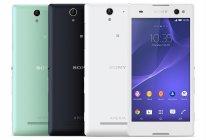 Sony XPeria C3 6