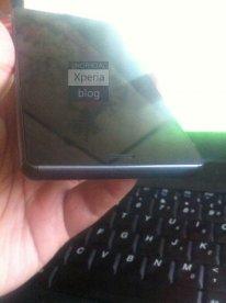 Sony Xperia Z3 bottom