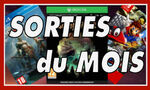 sorties jeux video mois octobre 2019 france gros jeux arrivent nos rayons