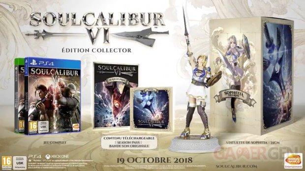 SoulCalibur VI édition collector