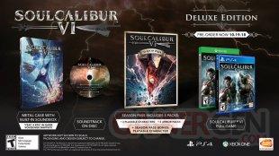 SoulCalibur VI édition deluxe