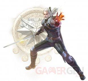 SoulCalibur VI Geralt art 2