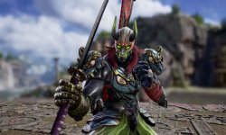 SoulCalibur VI head