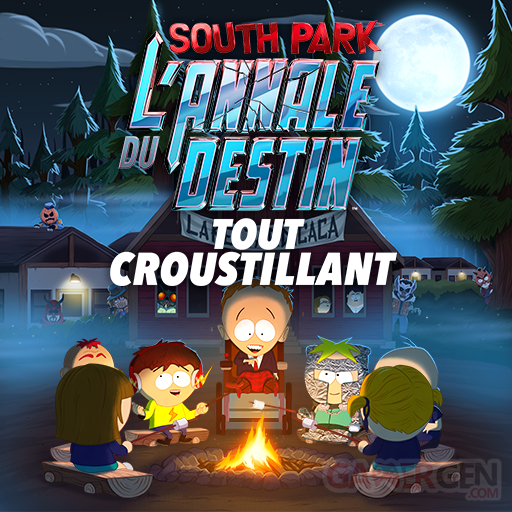 South Park Annale Destin Tout Croustillant Artwork