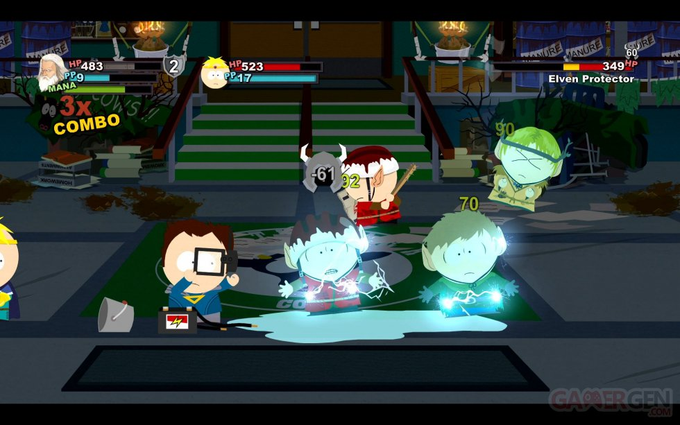 South Park  Le Bâton de la Vérité Switch (1)
