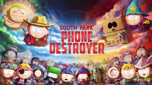 South Park Phone Destroyer logo