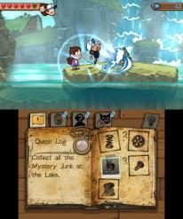 Souvenir De Gravity Falls La Légende des Gémulettes Gnomes 09 10 2015 screenshot (2)