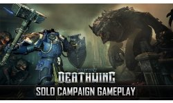 Space Hulk Deathwing 17 gameplay campagne solo