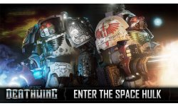 Space Hulk DeathWing Enter the Space Hulk