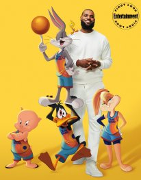Space Jam 2 New Legacy Nouvelle ère 04 03 2021 Entertainment Weekly shot 5