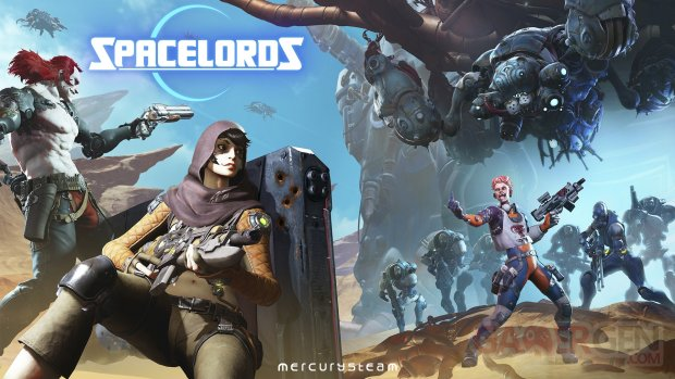 Spacelords art