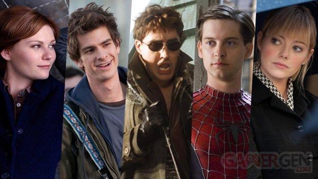 Spider Man 3 casting rumeur 09 12 2020