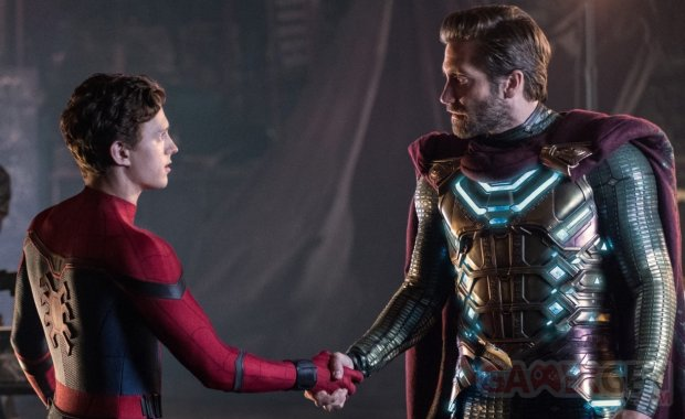 Spider Man Far From Home 08 09 2019