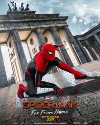 Spider Man Far from Home poster 2