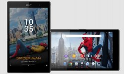 Spider Man Homecoming thème Xperia