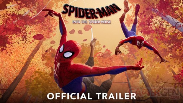 Spider Man Into the Spider Verse New Generation head 1
