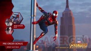 Spider Man Iron Spider fuite 02 13 04 2018