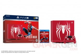 Spider Man PS4 collector 1