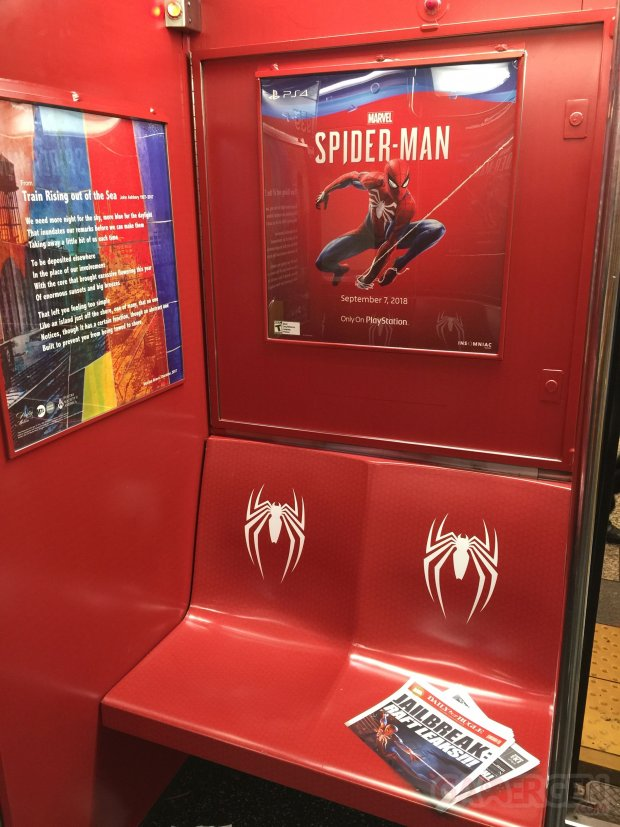 Spider Man Publicite images (2)