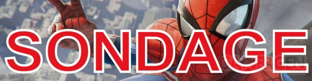 Spider Man sondage communaute images (1)